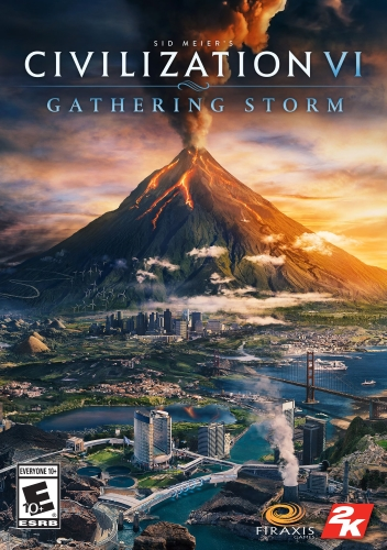 Sid Meier's Civilization VI: Gathering Storm (2019)